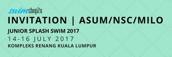 INVITATION | ASUM/NSC/MILO Junior Splash Swim 2017