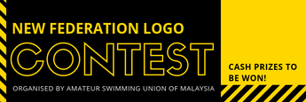 New Federation Logo Design Contest by Amateur Swimming Union of Malaysia (ASUM)