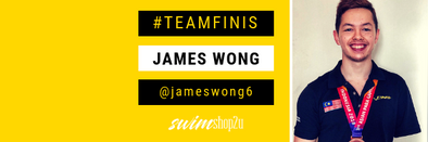 #teamFINIS | James Wong
