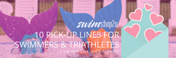10 Pick-Up Lines for Swimmers & Triathletes | #SwimmerPickUpLines