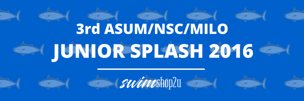 3rd ASUM/NSC/MILO Junior Splash