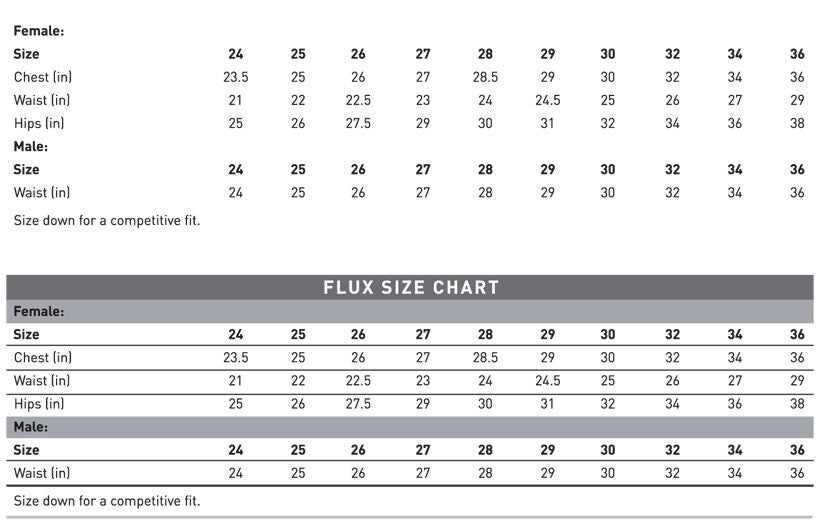 swimshop2u-FINIS-Hydrospeed-FLUX-size chart