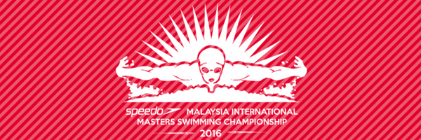SPEEDO® Malaysia International Masters Swimming Championship 2016