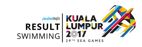 29th SEA GAMES SWIMMING RESULTS