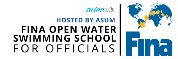 FINA OPEN WATER SWIMMING SCHOOL FOR OFFICIALS by ASUM