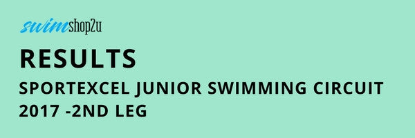 SPORTEXCEL JUNIOR SWIMMING CIRCUIT 2017 -2ND LEG