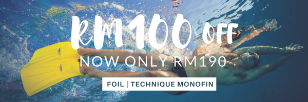 swimshop2u-finis-foil-monofin-now only RM190