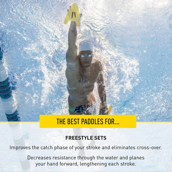 Freestyler Paddles | Freestyle Training Paddles