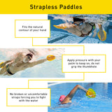 AGILITY | STRAPLESS PADDLES