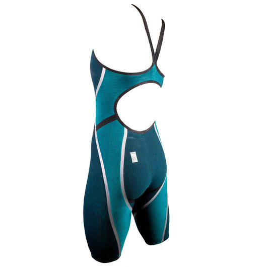 RIVAL 2.0 OPEN BACK KNEESKIN (TEAL - ANTHONY ERVIN) | ELITE TECHNICAL RACING SUIT
