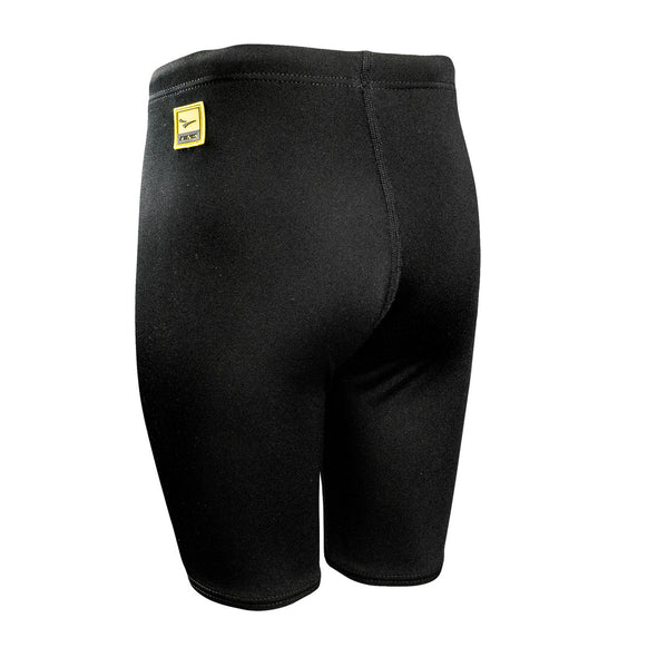 YOUTH BLACK JAMMER | DURABLE TRAINING AND COMPETITION SWIMWEAR