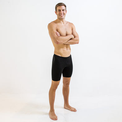 BLACK JAMMER | DURABLE TRAINING & COMPETITION SWIMWEAR