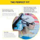 SWIM COACH COMMUNICATOR | COACH-TO-SWIMMER VOICE FEEDBACK WITH THE USE OF A SMARTPHONE