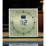 FINIS® SOLAR DIGITAL DECK CLOCK