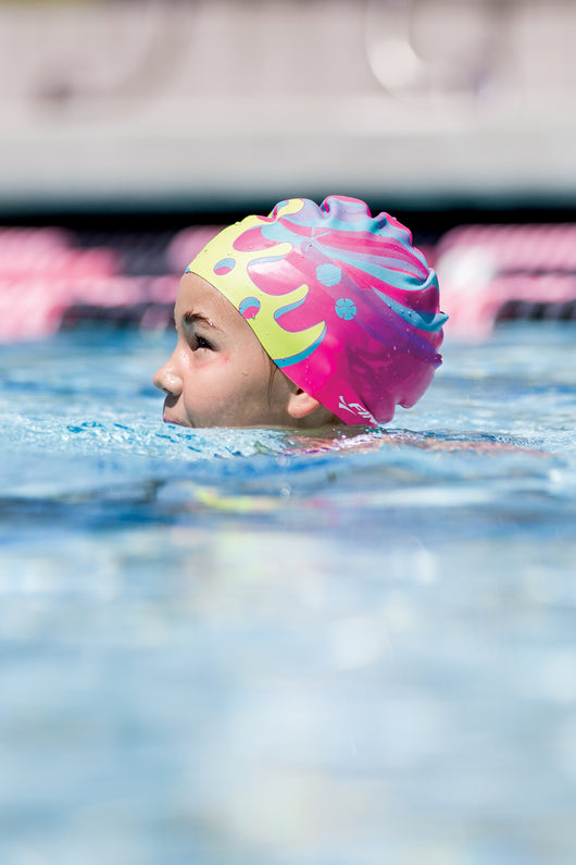971cf6237 CROWN | MERMAID SILICONE SWIM CAP – swimshop2u.com