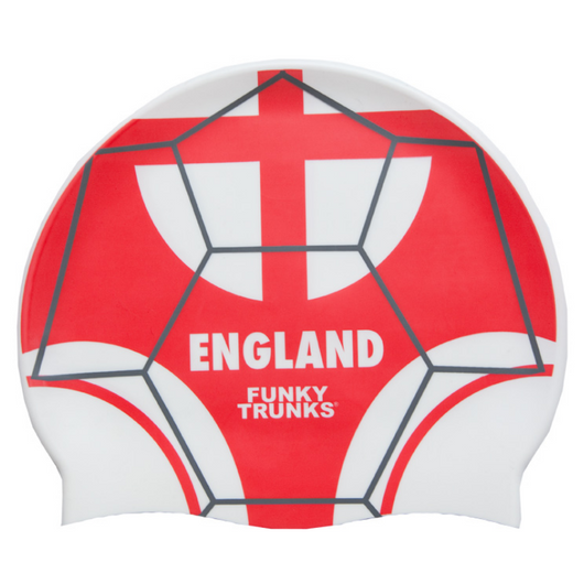 THREE LIONS | SILICONE SWIMMING CAPS