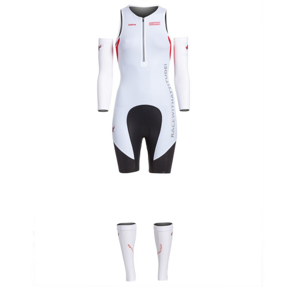 Rocket Science Sports Women's 20BPM Rocket Racer Tri Set
