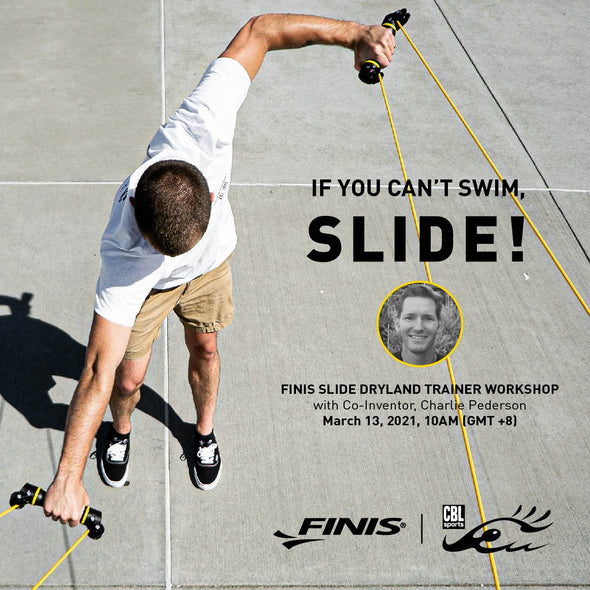 If You Can't Swim, Slide! Virtual Workshop by CBLSports