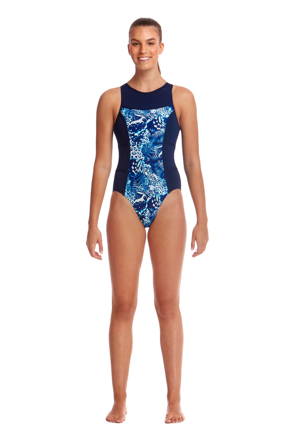 ANIMALIA | LADIES HI FLYER ONE PIECE