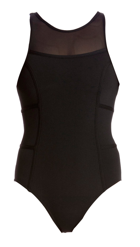 STILL BLACK | LADIES HI FLYER ONE PIECE