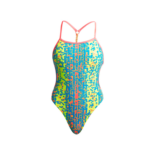 SECOND SKIN | LADIES TWISTED ONE PIECE