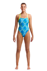 THIRSTY COW | LADIES BRACE FREE ONE PIECE