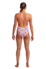 PINK PANDA | LADIES ECO SINGLE STRAP ONE PIECE