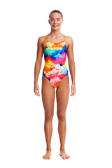 CUMULUS | GIRLS DIAMOND BACK ONE PIECE