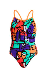 STREET BEAT | GIRLS DIAMOND BACK ONE PIECE
