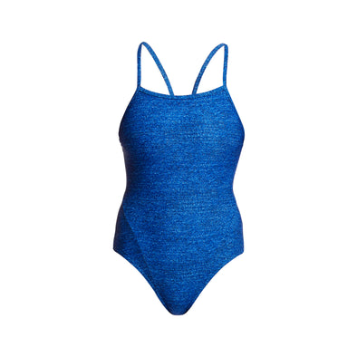 Billy Jean | Ladies Single Strap One Piece