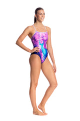 FOREST FAWN | LADIES SINGLE STRAP ONE PIECE