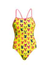 HOT DIGGITY | LADIES SINGLE STRAP ONE PIECE