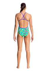 POPSICLE PARADE | LADIES CROSS BACK ONE PIECE