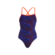 HUGO WEAVE | LADIES STRAPPED IN ONE PIECE