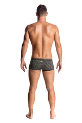 BINARY BRO | MENS PLAIN FRONT TRUNKS