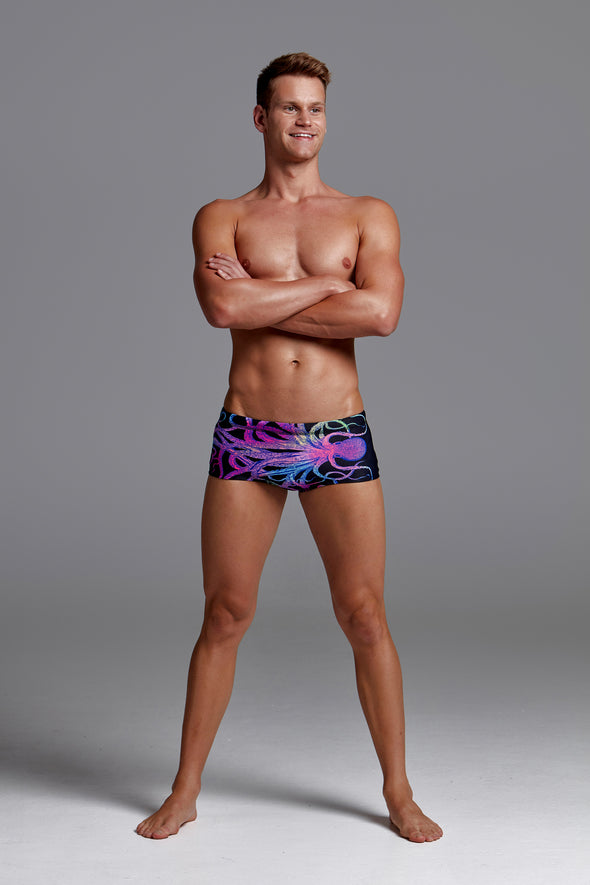 OCTOPUSSY | MENS PLAIN FRONT TRUNKS