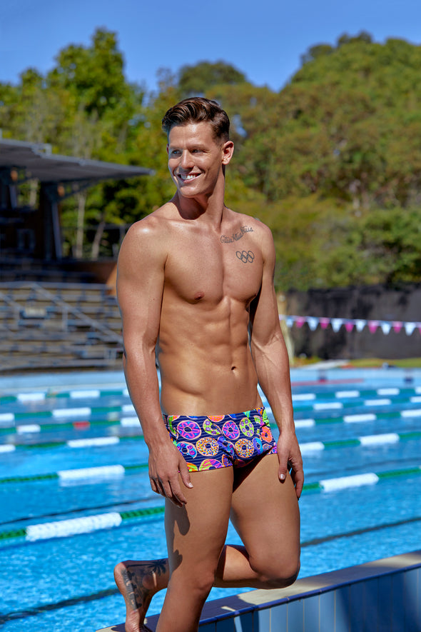 DUNKING DONUTS | MENS CLASSIC TRUNKS