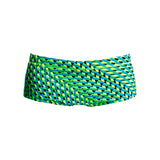 GREEN GATOR | BOYS PRINTED TRUNKS