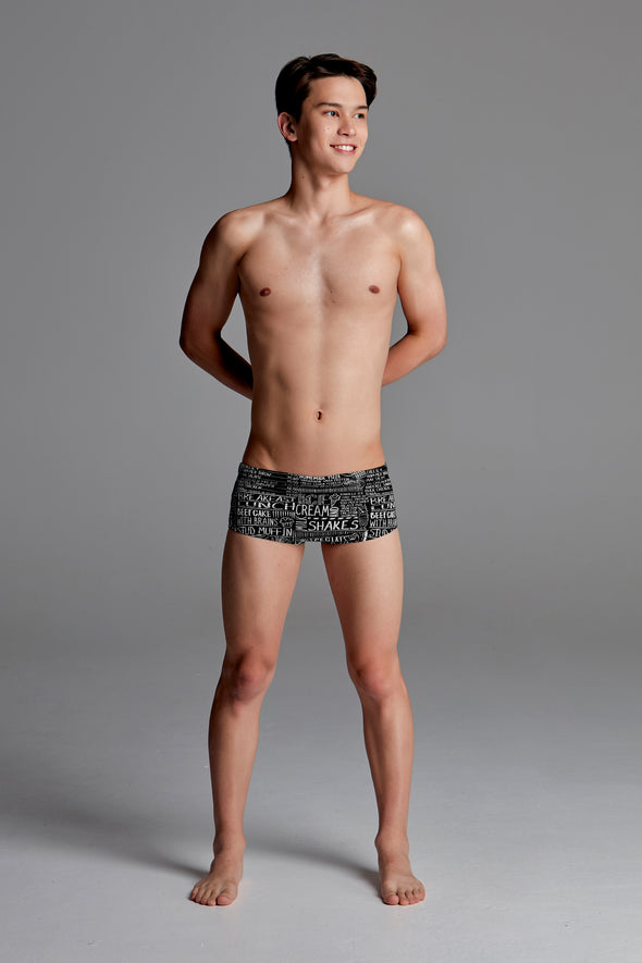 STUD MUFFIN | BOYS PRINTED TRUNKS