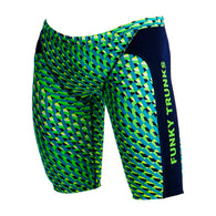 GREEN GATOR | BOYS TRAINING JAMMERS