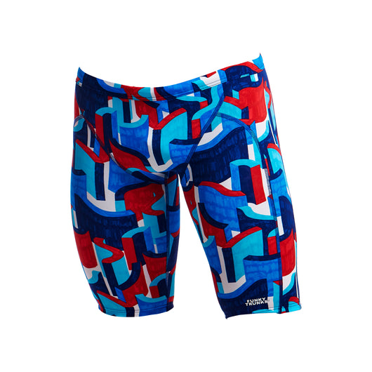 BLOCK ROCK | MENS TRAINING JAMMERS