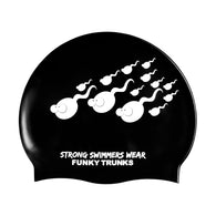 STRONG SWIMMERS | SILICONE SWIMMING CAPS