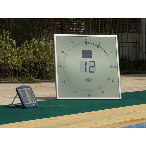 FINIS® Solar Digital Pace Clock
