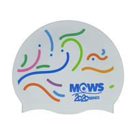 MOWS2020 [LIMITED EDITION] SILICONE SWIM CAP | REUSE TO REDUCE