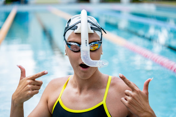 Stability Snorkel: Speed | Bracketless™ Competitive Snorkel