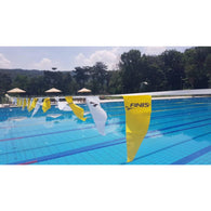 #teamFINIS BACKSTROKE FLAGS | 25M x 2/SET (Mirror Fabric)