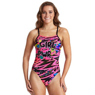 GIRL POWER | AMANZI WOMENS ONE PIECE