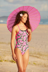 MELON CRUSH | AMANZI WOMENS ONE PIECE