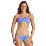 MERMAID KISSES | AMANZI WOMENS SPORTS BIKINI BRIEF