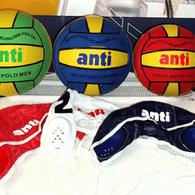 ANTI™ WATER POLO CAPS | JUNIOR